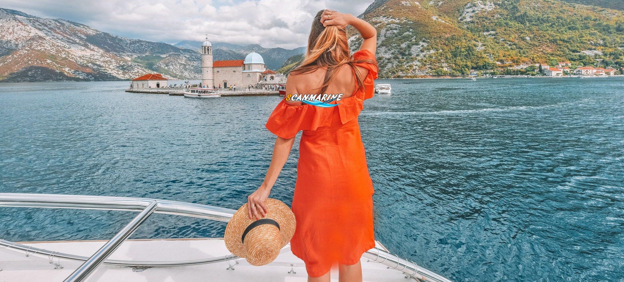 Морские прогулки под парусом на яхте в Черном море